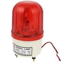 sourcingmap-lte-1101-dc24v-10w-rouge-indiquant-sec